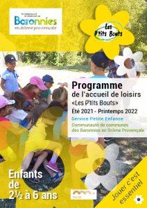 Plaquette Ptits Bouts 2021